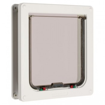 Cat Mate 221W  Large Cat Flap - White