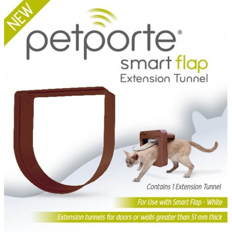 Petporte Extension Tunnel- Brown