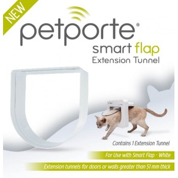 Petporte Extension Tunnel- White