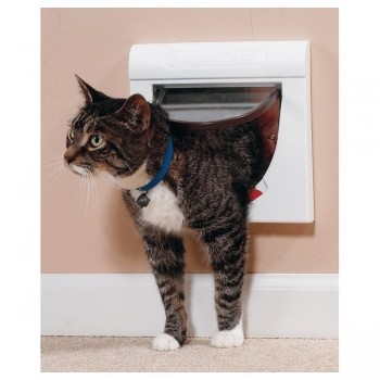 Staywell 932 Magnetically Operated Cat Flap