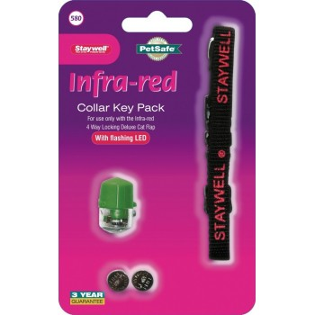 Staywell 580 Infra Red Collar Key