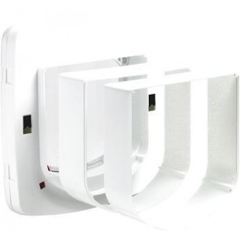 Staywell 310 Cat Flap Tunnel Extension-White