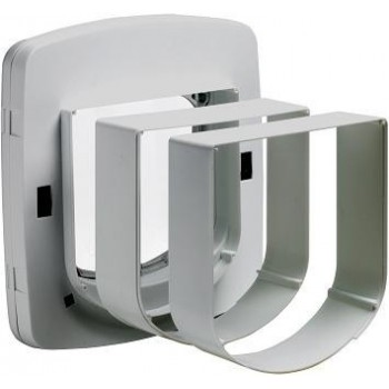 Staywell 350 Cat Flap Tunnel Extension-Gray