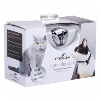 EYENIMAL CAT Videocam  -  VIDEO CAMERA FOR CATS