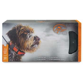 SportDOG TEK 2.0 Series GPS Tracking  Add-A-Dog Collar Receiver TEK-2L-E