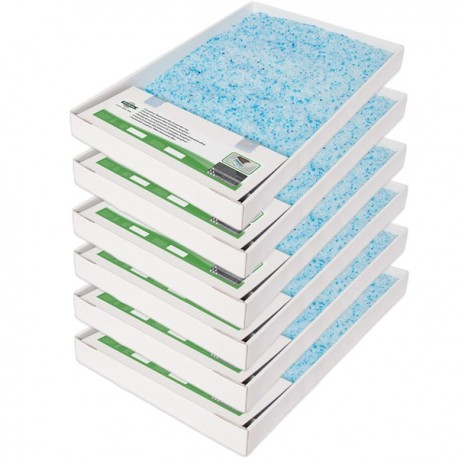 ScoopFree™ Replacement Blue Crystal Litter (6pcs)