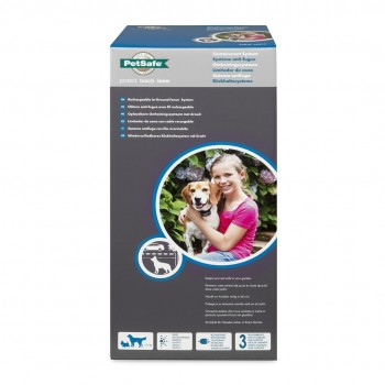 Innotek  Rechargable In-Ground Pet Fencing System SD-2100E