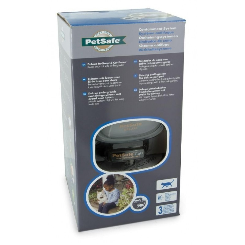 PetSafe In-Ground Cat Fence System PCF-1000-20
