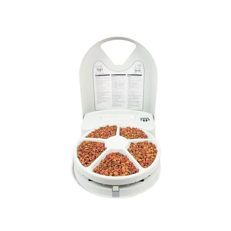 PetSafe® 5 Meal Pet Feeder