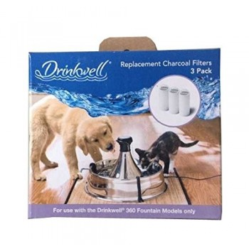 Drinkwell Replacement Charcoal Filter