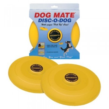 Pet Mate Disc-O-Dog Frisbee 222