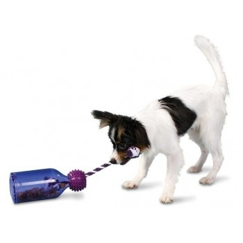 Tug-a-Jug™ (S) Refillable dog chew toy
