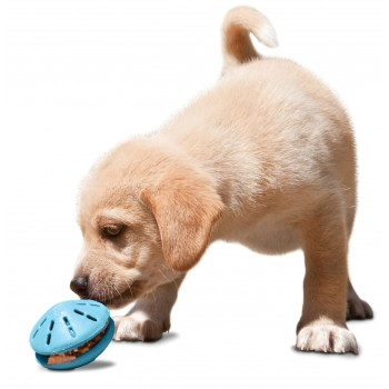 Premier®  Puppy Twist n' Treat™ (XS) Refillable dog chew toy