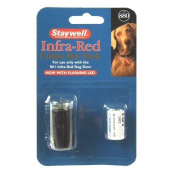 Staywell 880 Infra-Red Collar Key