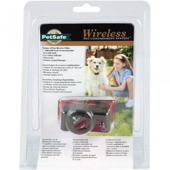 PetSafe® Wireless Fence Extra Receiver Collar PWF19-10762